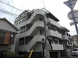 兵庫県神戸市兵庫区馬場町の賃貸マンションの外観