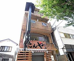 京都府京都市北区紫野東野町の賃貸マンションの外観