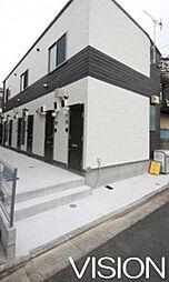 フルール西新井I[0203号室]の外観
