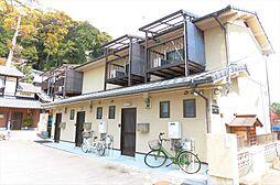 松ヶ崎タウンハウス祥[2階]の外観