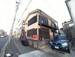 千葉県市川市塩焼3の賃貸アパートの外観