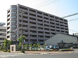 広島県福山市港町1丁目の賃貸マンションの外観