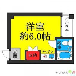 針中野駅 1.5万円