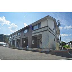 [テラスハウス] 栃木県鹿沼市茂呂 の賃貸【/】の外観