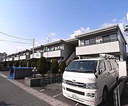 京都府京都市伏見区淀際目町の賃貸アパートの外観