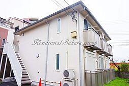 アルブル上大岡壱番館[1階]の外観