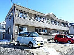 ハイビレッジ・羽村[2階]の外観