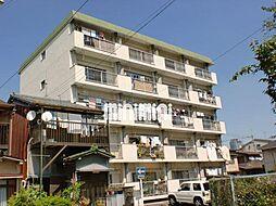 京田レジデンス[4階]の外観