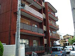 京都府京都市西京区桂巽町の賃貸マンションの外観