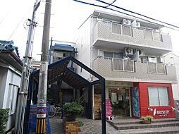 大阪府茨木市中総持寺町の賃貸マンションの外観