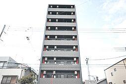 大阪府大阪市阿倍野区北畠1の賃貸マンションの外観
