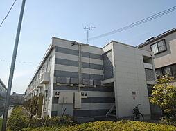 大阪府八尾市老原3丁目の賃貸アパートの外観