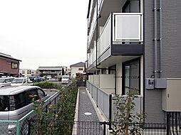 貞夫[3階]の外観