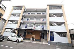 岡山県岡山市南区福吉町の賃貸マンションの外観