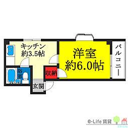 我孫子町駅 3.2万円