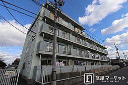 愛知県岡崎市羽根北町2丁目の賃貸マンションの外観