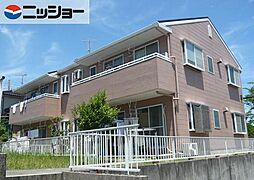 タウンハウス郷D棟[1階]の外観