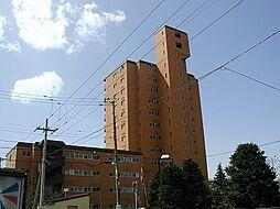 北海道札幌市南区澄川二条5丁目の賃貸マンションの外観