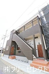 福岡県福岡市南区井尻1丁目の賃貸アパートの外観