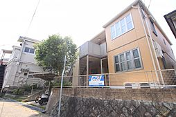 兵庫県神戸市垂水区旭が丘2丁目の賃貸アパートの外観