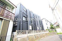パークサイドレジデンスCHITOKARA[1階]の外観
