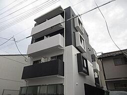 Monotone淡路[2階]の外観