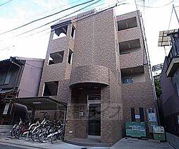 京都府京都市下京区若宮通万寿寺上る亀屋町の賃貸マンションの外観