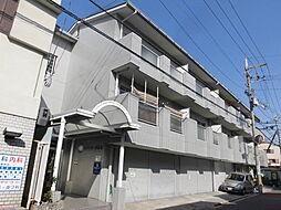 大阪府八尾市弓削町1丁目の賃貸マンションの外観
