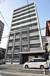 グランデ尼崎[9階]の外観
