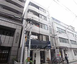 京都府京都市中京区福長町の賃貸マンションの外観