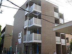 東京都葛飾区青戸6丁目の賃貸マンションの外観