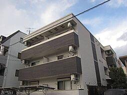 大阪府大阪市住吉区苅田5丁目の賃貸アパートの外観
