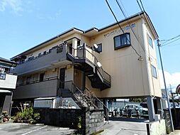 ヤングハイツ飯塚[205号室]の外観