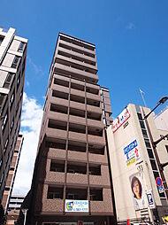 福岡県北九州市小倉北区室町2の賃貸マンションの外観