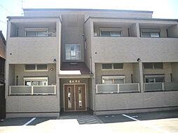 恵比須荘[1F号室]の外観