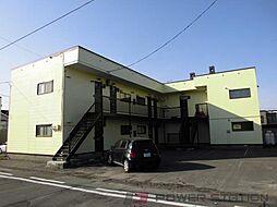 第2タウンマンション[2階]の外観