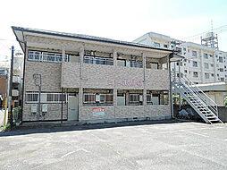福岡県北九州市小倉北区三郎丸2丁目の賃貸アパートの外観