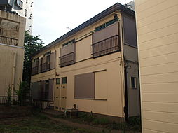 千葉県千葉市中央区院内1丁目の賃貸アパートの外観