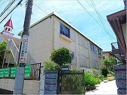 千葉県松戸市日暮6丁目の賃貸アパートの外観