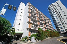 愛知県名古屋市千種区桜が丘の賃貸マンションの外観