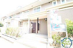 兵庫県明石市王子1丁目の賃貸アパートの外観