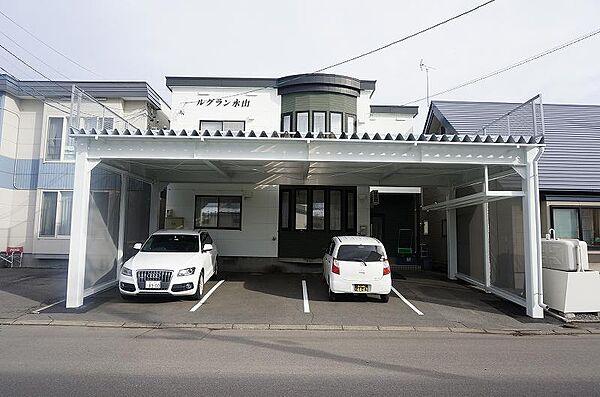 ルグラン永山 1階の賃貸【北海道 / 旭川市】
