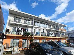 石川マンション[3階]の外観
