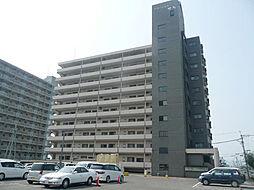 グリーンヒル波分[4階]の外観