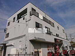アルファ島田[2階]の外観