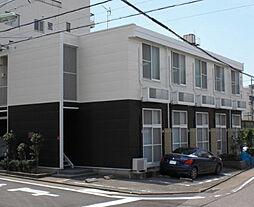 愛知県名古屋市瑞穂区春敲町4丁目の賃貸アパートの外観