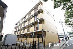愛知県豊田市白山町の賃貸マンションの外観