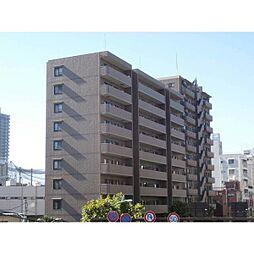 東京都北区王子1丁目の賃貸マンションの外観