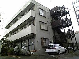 堀内マンション[302号室]の外観