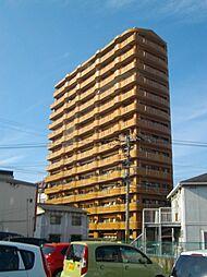ライオンズマンション東町[4階]の外観